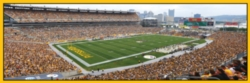 Panoramic Jigsaw Puzzles - Pittsburgh Steelers