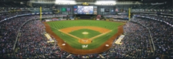 Panoramic Jigsaw Puzzles - Milwaukee Brewers