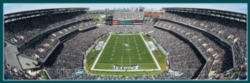 Panoramic Jigsaw Puzzles - Philadelphia Eagles