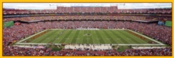 Panoramic Jigsaw Puzzles - Washington Redskins