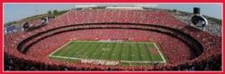 Panoramic Jigsaw Puzzles - Kansas City Chiefs