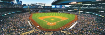 Panoramic Jigsaw Puzzles - Seattle Mariners
