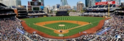 Panoramic Jigsaw Puzzles - San Diego Padres