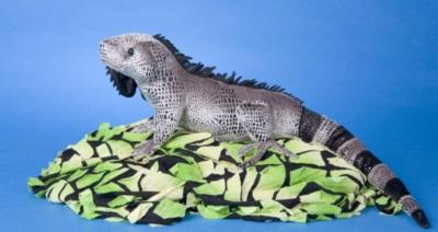 """Lizzy - 16"""" Marine Iguana By Douglas Cuddle Toy"""