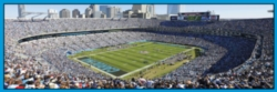 Panoramic Jigsaw Puzzles - Carolina Panthers