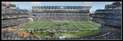 Panoramic Jigsaw Puzzles - Oakland Raiders