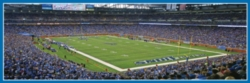 Panoramic Jigsaw Puzzles - Detroit Lions