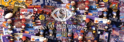 Panoramic Jigsaw Puzzles - NFL Classic Collectibles
