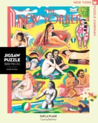 Jigsaw Puzzles - Sur la Plage