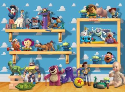 Disney Jigsaw Puzzles - Disney-Pixar™: On the Toy Shelf