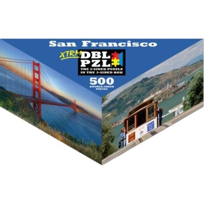 Jigsaw Puzzles - San Francisco