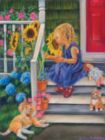 A Summer Kiss - 300pc Jigsaw Puzzle By Sunsout