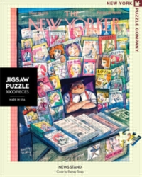 Jigsaw Puzzles - News Stand