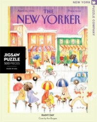 Jigsaw Puzzles - Rainy Day