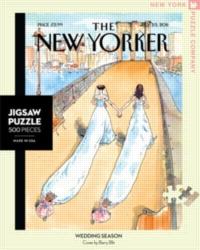 Jigsaw Puzzles - Wedding Season