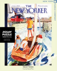 Jigsaw Puzzles - Tricky Timing