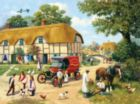 The Village Baker - 1000pc Jigsaw Puzzle By Sunsout