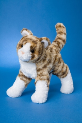 Trilly - 9'' Cat By Douglas Cuddle Toy