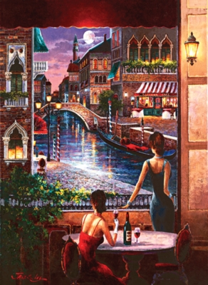Perre Jigsaw Puzzles - Waiting for Love