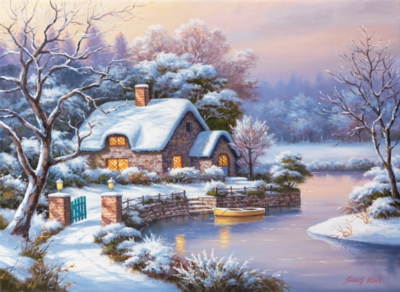 Perre Jigsaw Puzzles - Winter Evening