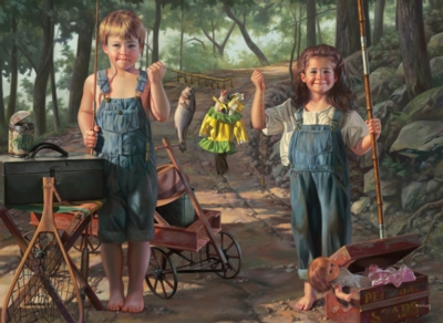 Perre Jigsaw Puzzles - Summer Snapshot