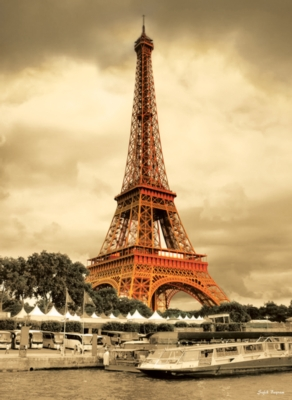 Perre Jigsaw Puzzles - The Eiffel Tower