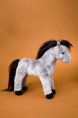 Misty Dappled Grey - 9'' Horse By Douglas Cuddle Toy