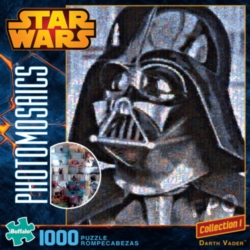 Photomosiac Jigsaw Puzzles - Star Wars: Darth Vader