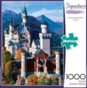 Large Format Jigsaw Puzzles - Neuschwanstein Castle