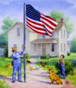 Jigsaw Puzzles - American Pride