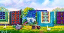 Jigsaw Puzzles - Country Comforts