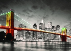 New York City Brooklyn Bridge Jigsaw Puzzle