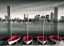 Boston Marina Jigsaw Puzzle