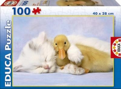Children's Puzzle - My Best Friend