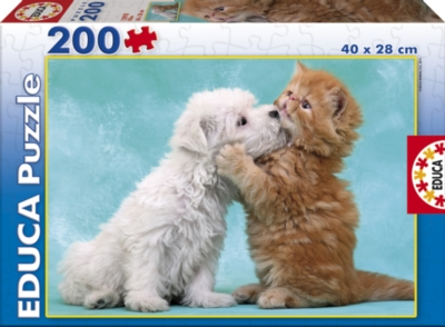 Hugs and Kisses Jigsaw Puzzle