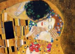 Klimt - The Kiss Jigsaw Puzzle