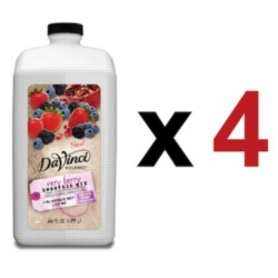 DaVinci Gourmet Smoothies - 64 oz. - Case of 4
