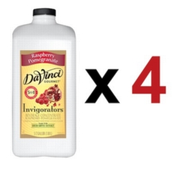 DaVinci Invigorators - 64 oz. - Case of 4