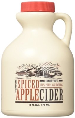 Mountain Cider Spiced Apple Cider Concentrate - 16 oz. Jug