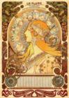 Zodiac: Alfonse Mucha - 1000pc Jigsaw Puzzle by D-Toys