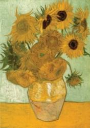 D-Toys Sunflowers: Van Gogh Jigsaw Puzzle