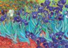 Irises: Van Gogh - 1000pc Jigsaw Puzzle by D-Toys