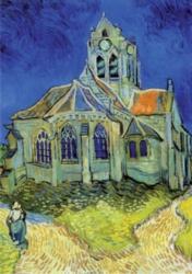D-Toys The Church at Auvers: Van Gogh Jigsaw Puzzle