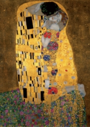 D-Toys The Kiss: Klimt Jigsaw Puzzle