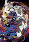 The Virgin: Klimt - 1000pc Jigsaw Puzzle by D-Toys