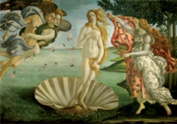D-Toys Birth of Venus: Botticelli Jigsaw Puzzle