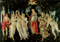 D-Toys Allegory of Spring: Botticelli Jigsaw Puzzle