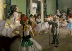 D-Toys The Dancing Class: Degas Jigsaw Puzzle