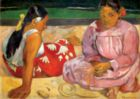 Women of Tahiti: Gauguin - 1000pc Jigsaw Puzzle by D-Toys