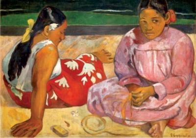 D-Toys Women of Tahiti: Gauguin Jigsaw Puzzle